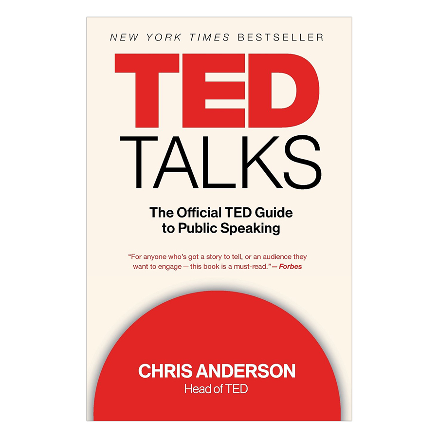 Ted Talks (Intl Ed): The Official Ted Guide - 4535040 , 3673982275185 , 62_7957949 , 498000 , Ted-Talks-Intl-Ed-The-Official-Ted-Guide-62_7957949 , tiki.vn , Ted Talks (Intl Ed): The Official Ted Guide