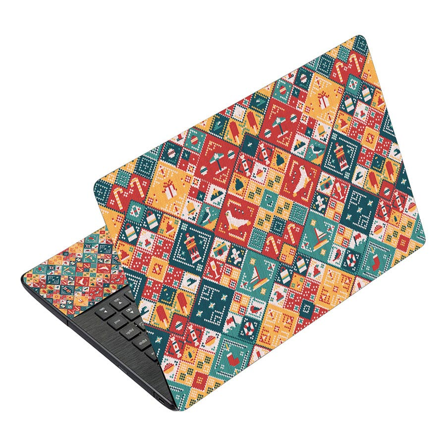 Miếng Dán Decal Dành Cho Laptop Mẫu Nghệ Thuật LTNT-487