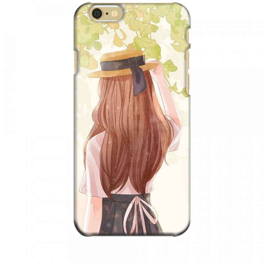 Ốp lưng dành cho điện thoại iPhone 6/6s - 7/8 - 6 Plus - Phía Sau Một Cô Gái