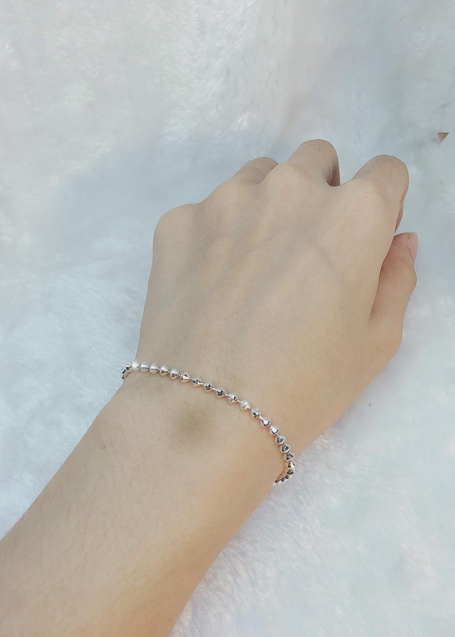 Lắc tay bạc S925