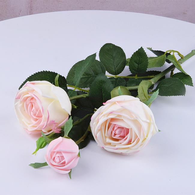 Cành hoa hồng lụa 3 bông - 7451098 , 5948910733876 , 62_15637096 , 217000 , Canh-hoa-hong-lua-3-bong-62_15637096 , tiki.vn , Cành hoa hồng lụa 3 bông