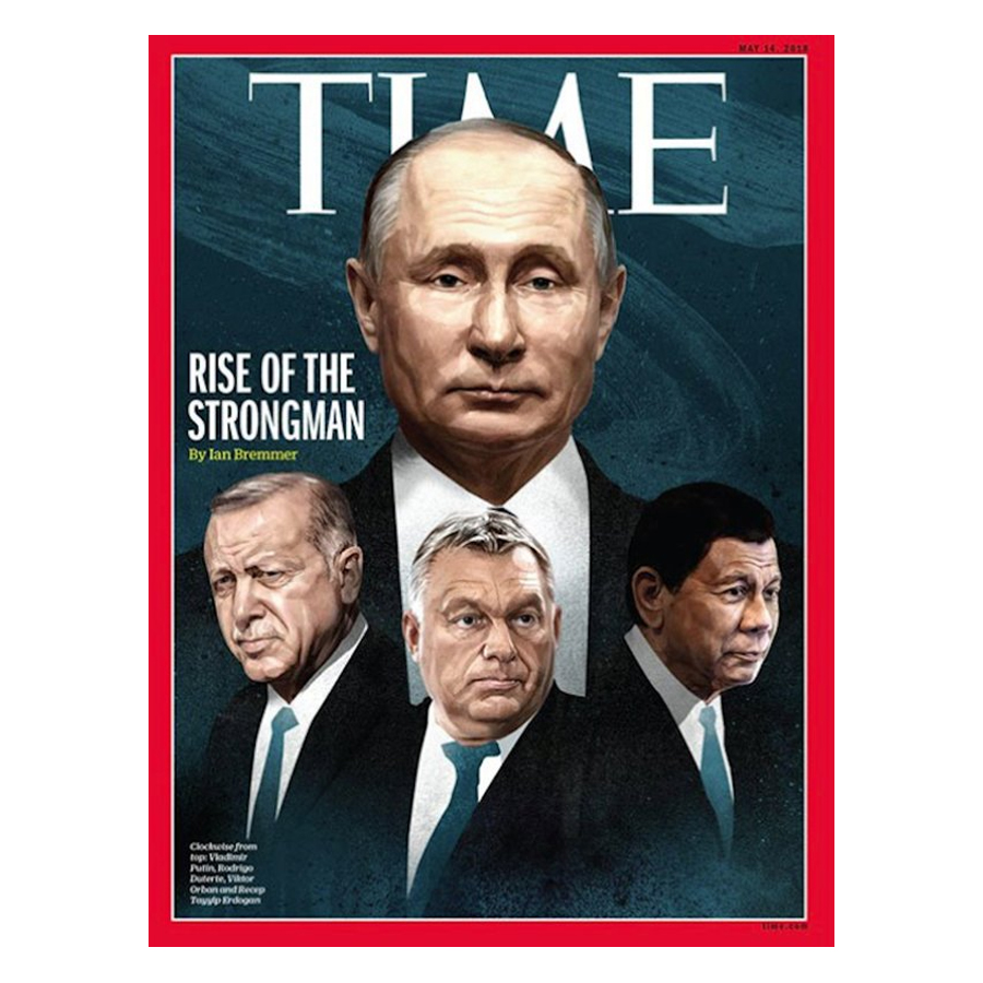 Time: Rise Of The Strongman - 16