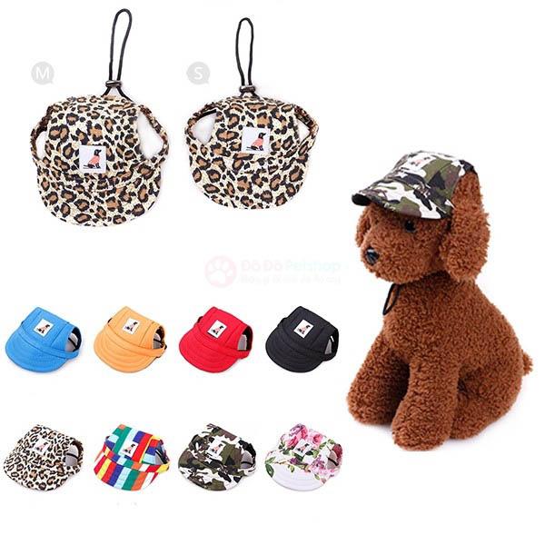 Mũ lưới thời trang cho thú cưng Kún Miu