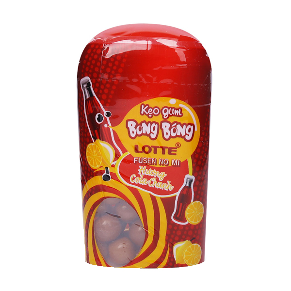 Lốc 25 Hộp Kẹo Gum Fusen Nomi Hương Cola Chanh