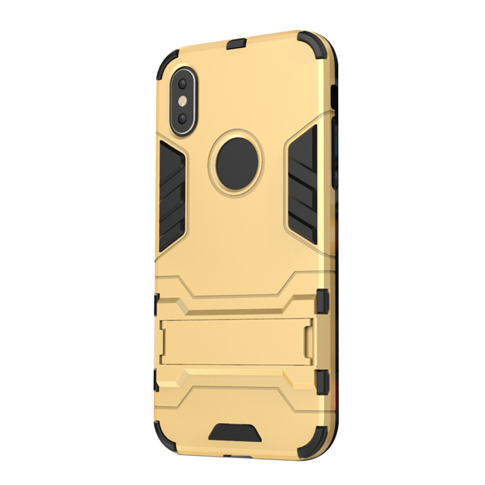 Case for iPhone X with Stand Back Cover Solid Colored Hard PC - 16628311 , 3608114394441 , 62_27192197 , 144000 , Case-for-iPhone-X-with-Stand-Back-Cover-Solid-Colored-Hard-PC-62_27192197 , tiki.vn , Case for iPhone X with Stand Back Cover Solid Colored Hard PC