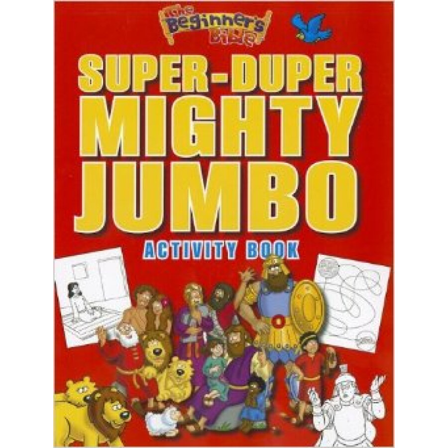 The Beginners Bible Super-Duper Mighty Jumbo - 1227943 , 2847537764405 , 62_5244463 , 24714000 , The-Beginners-Bible-Super-Duper-Mighty-Jumbo-62_5244463 , tiki.vn , The Beginners Bible Super-Duper Mighty Jumbo