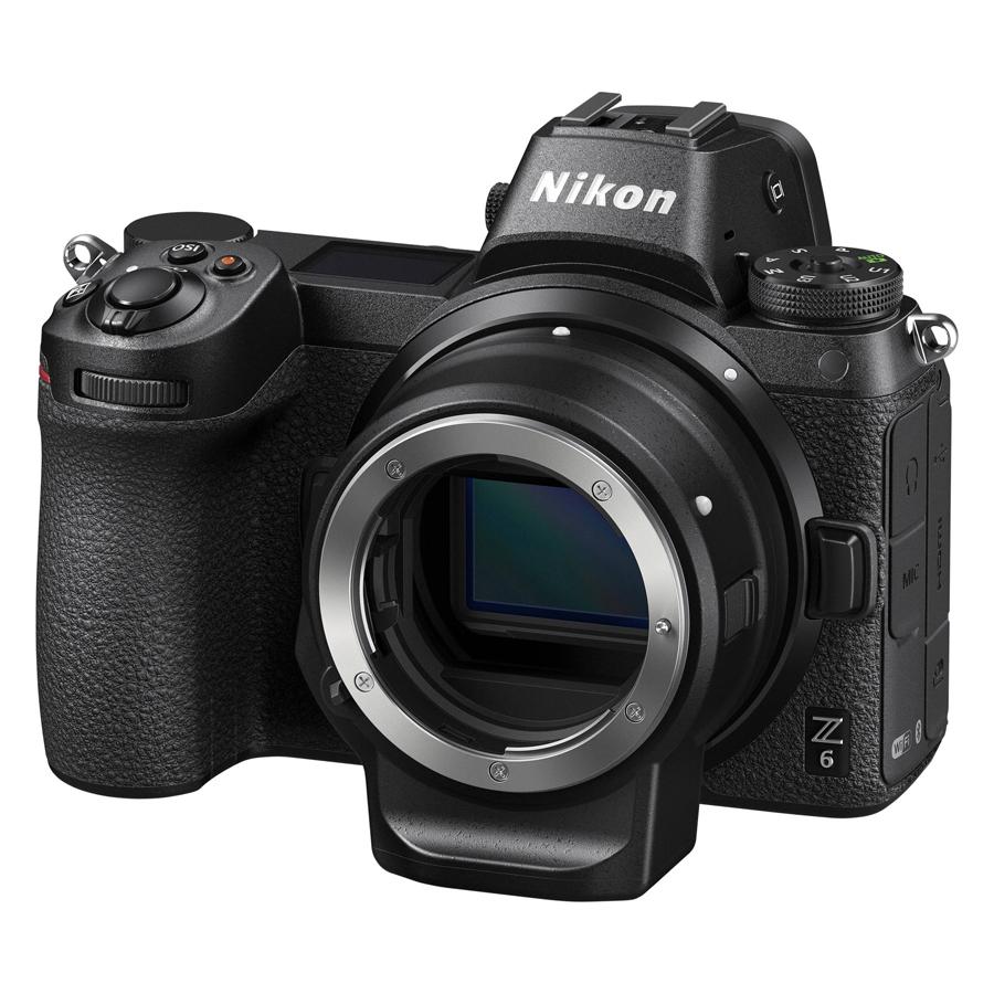 Máy Ảnh Nikon Z6 + Ngàm Chuyển Nikon Ftz - Hàng Nhập Khẩu - 2021862 , 9410332693657 , 62_15374170 , 42990000 , May-Anh-Nikon-Z6-Ngam-Chuyen-Nikon-Ftz-Hang-Nhap-Khau-62_15374170 , tiki.vn , Máy Ảnh Nikon Z6 + Ngàm Chuyển Nikon Ftz - Hàng Nhập Khẩu