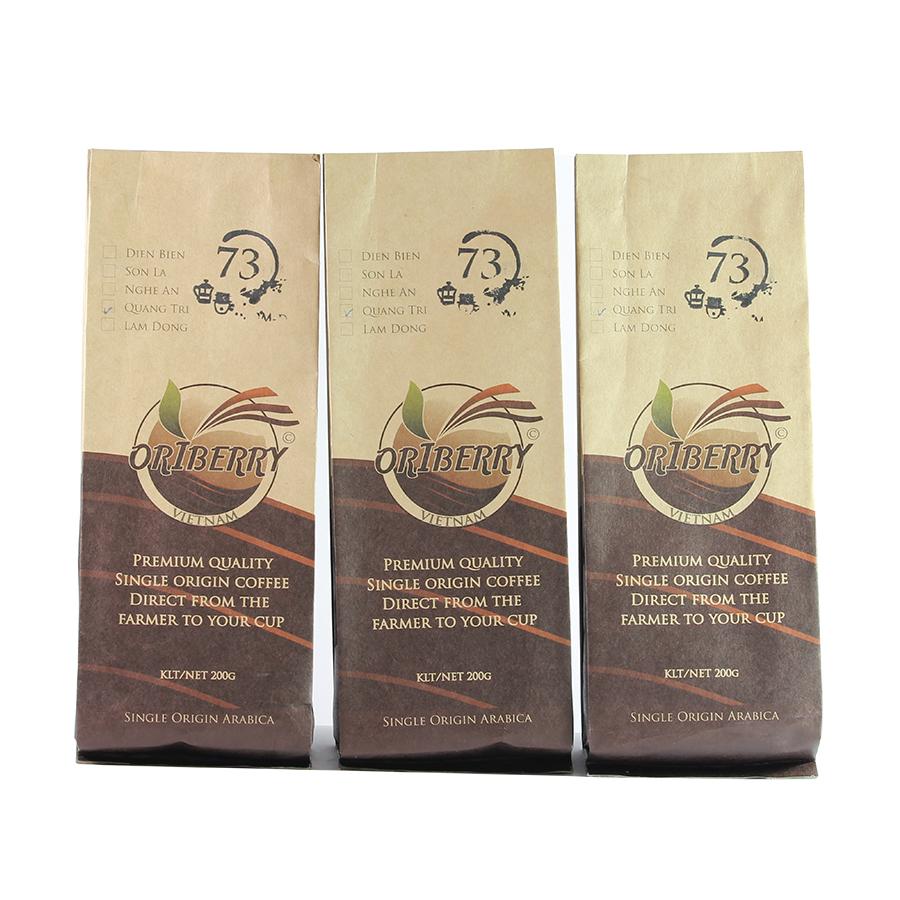 Cà phê nguyên chất Oriberry 73 (bột)
