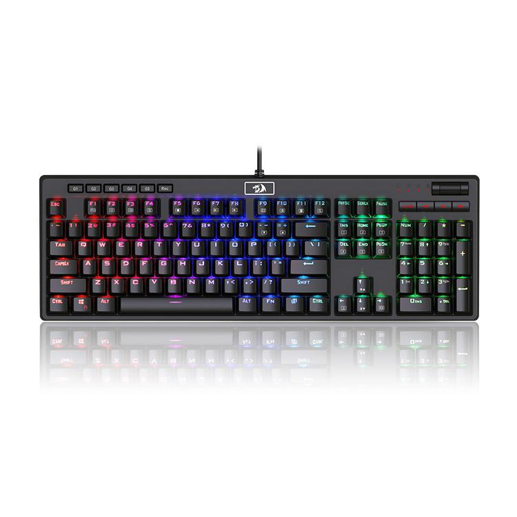 Bàn phím chơi game cơ REDRAGON K579 dành cho game thủ - Hàng chính hãng