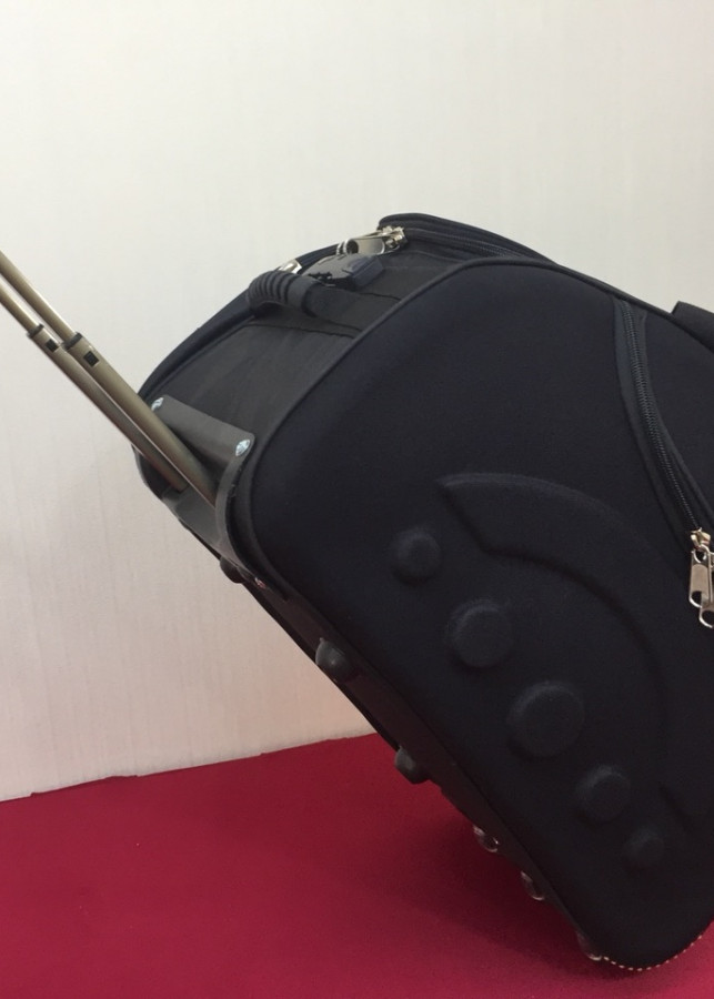 Túi cần kéo du lịch 3 bánh màu đen TX01