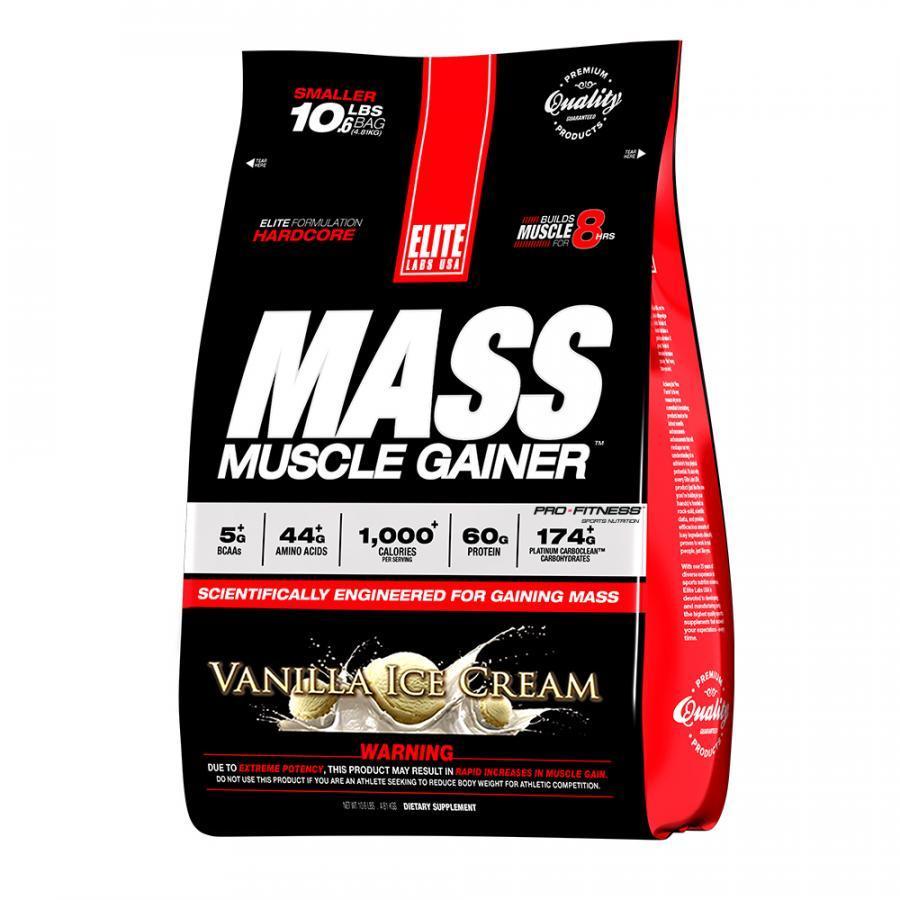 Sữa Uống Tăng Cơ Tăng Cân Vị Vani EL932 Elite Labs Mass Muscle Gainer Vanilla EL932 (4.6kg) - 914783 , 6165342719158 , 62_1746861 , 2050000 , Sua-Uong-Tang-Co-Tang-Can-Vi-Vani-EL932-Elite-Labs-Mass-Muscle-Gainer-Vanilla-EL932-4.6kg-62_1746861 , tiki.vn , Sữa Uống Tăng Cơ Tăng Cân Vị Vani EL932 Elite Labs Mass Muscle Gainer Vanilla EL932 (4.6k