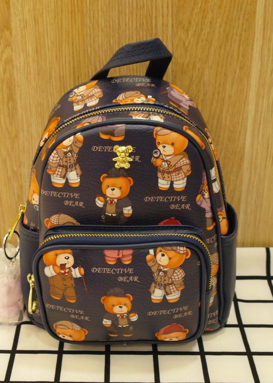 Balo teen gấu dễ thương - 2221763 , 4866593800207 , 62_14252420 , 365000 , Balo-teen-gau-de-thuong-62_14252420 , tiki.vn , Balo teen gấu dễ thương