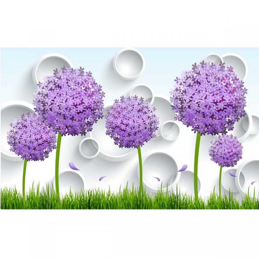 Decal hoa trang trí tường 3DH857 - 2327590 , 4042993526385 , 62_15059845 , 1620000 , Decal-hoa-trang-tri-tuong-3DH857-62_15059845 , tiki.vn , Decal hoa trang trí tường 3DH857
