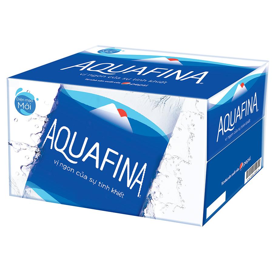 Thùng 24 Chai Nước Uống Aquafina (500ml / Chai) - 1997080 , 58934588063058 , 62_2334027 , 108000 , Thung-24-Chai-Nuoc-Uong-Aquafina-500ml--Chai-62_2334027 , tiki.vn , Thùng 24 Chai Nước Uống Aquafina (500ml / Chai)