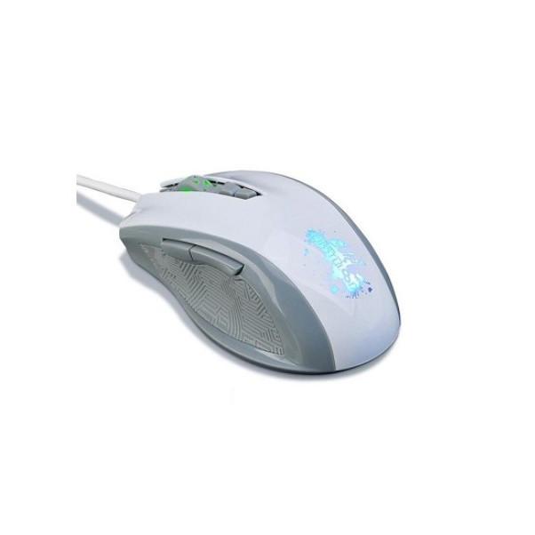 Chuột máy tính có dây AJAZZ AJ30 white- Hàng chính hãng