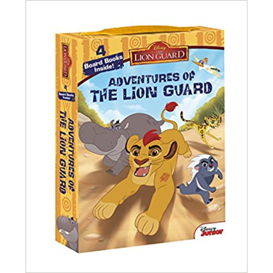 The Lion Guard Adventures of The Lion Guard  Boa