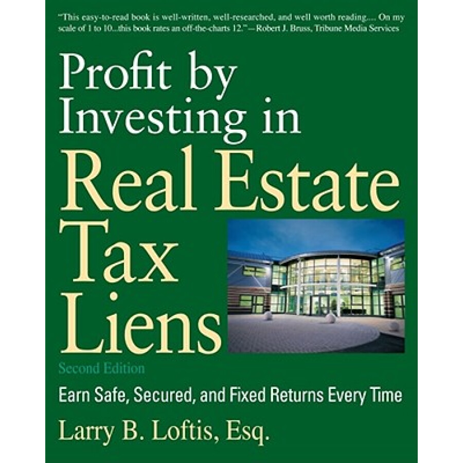 Profit by Investing in Real Estate Tax Liens: Earn Safe Secured and Fixed Returns Every Time - 1223366 , 8142514556863 , 62_5226805 , 428000 , Profit-by-Investing-in-Real-Estate-Tax-Liens-Earn-Safe-Secured-and-Fixed-Returns-Every-Time-62_5226805 , tiki.vn , Profit by Investing in Real Estate Tax Liens: Earn Safe Secured and Fixed Returns Every