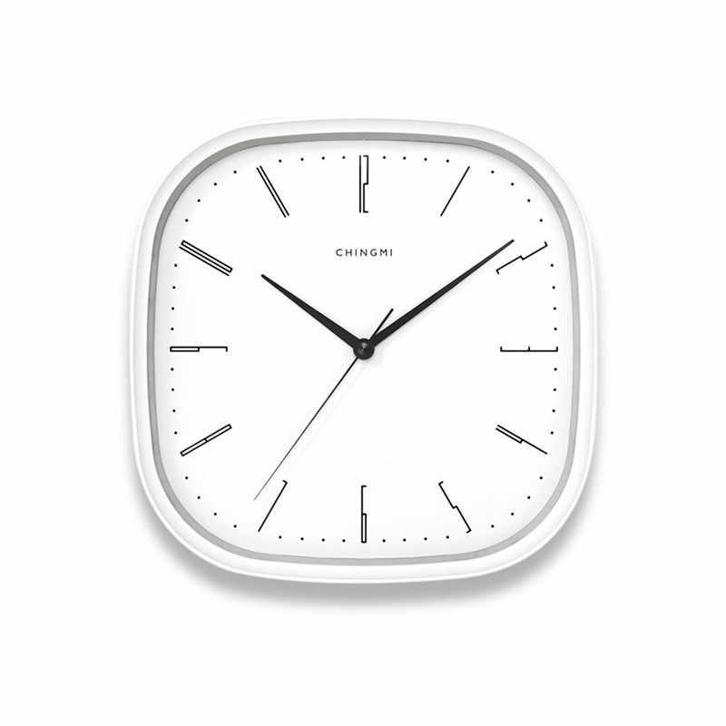 New Xiaomi Mijia Chingmi QM-GZ001 Wall Clock Ultra-quiet Ultra-precise Famous Designer Design Simple Style For Free Life - 1469566 , 1447585829395 , 62_14596517 , 1011000 , New-Xiaomi-Mijia-Chingmi-QM-GZ001-Wall-Clock-Ultra-quiet-Ultra-precise-Famous-Designer-Design-Simple-Style-For-Free-Life-62_14596517 , tiki.vn , New Xiaomi Mijia Chingmi QM-GZ001 Wall Clock Ultra-quie