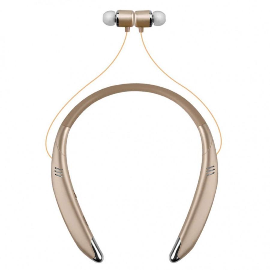 Tai nghe Bluetooth thể thao không dây V8 tích hợp Mic âm thanh trung thực, sống động
