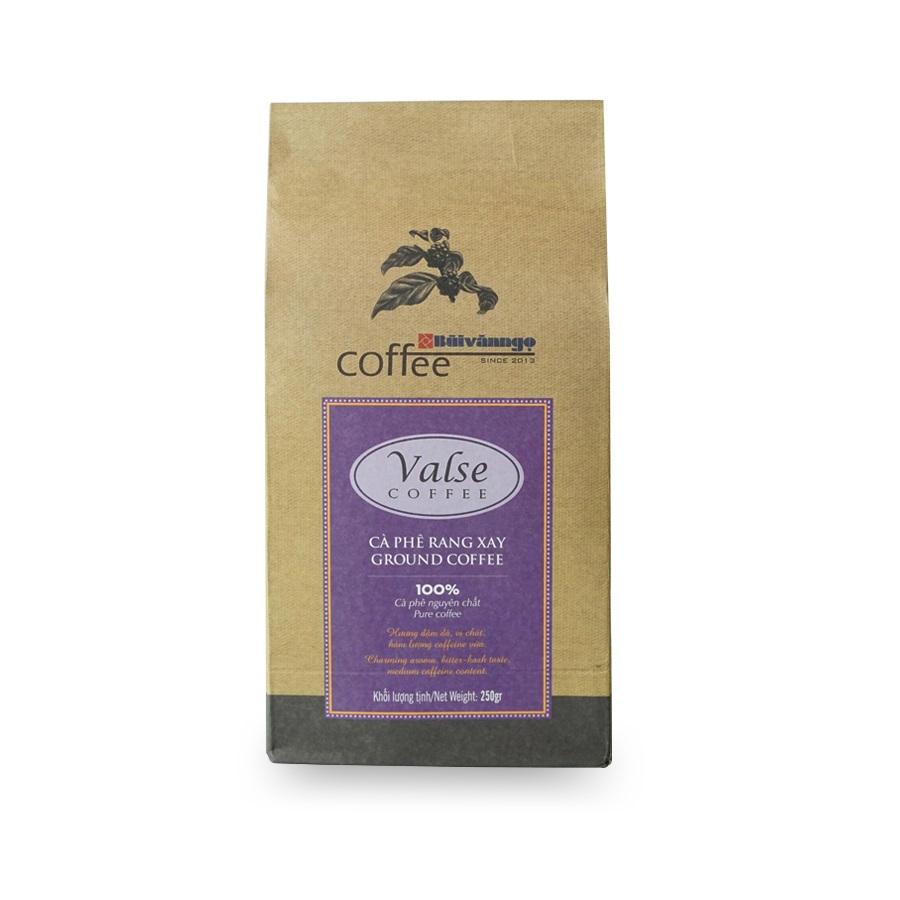 Cà phê rang xay VALSE 250gram - Bùi Văn Ngọ Coffee - 1142515 , 2018287308632 , 62_4444329 , 67000 , Ca-phe-rang-xay-VALSE-250gram-Bui-Van-Ngo-Coffee-62_4444329 , tiki.vn , Cà phê rang xay VALSE 250gram - Bùi Văn Ngọ Coffee