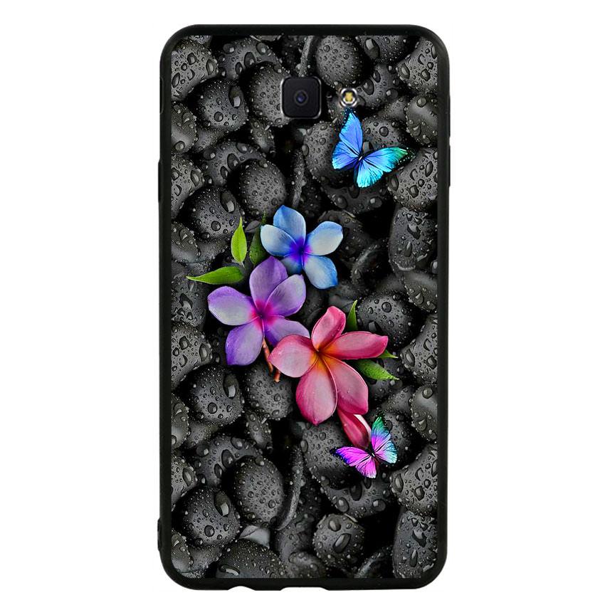 Ốp lưng nhựa cứng viền dẻo TPU cho điện thoại Samsung Galaxy J7 Prime -Nice 02
