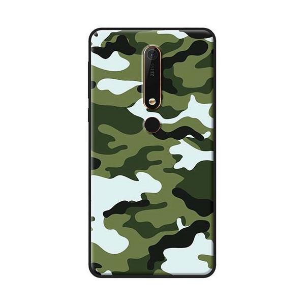 Ốp Lưng Dành Cho Nokia 6 (2018) - Sọc Rằn Ri - 1203430 , 3804125887136 , 62_5062693 , 120000 , Op-Lung-Danh-Cho-Nokia-6-2018-Soc-Ran-Ri-62_5062693 , tiki.vn , Ốp Lưng Dành Cho Nokia 6 (2018) - Sọc Rằn Ri