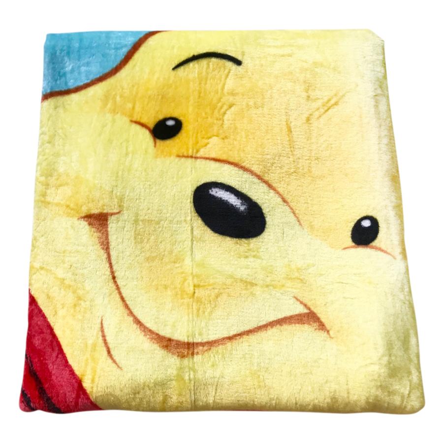 Chăn (Mền) In Hình Disney Cao Cấp Lông Mềm Mẫu 3 (2m x 1m6)