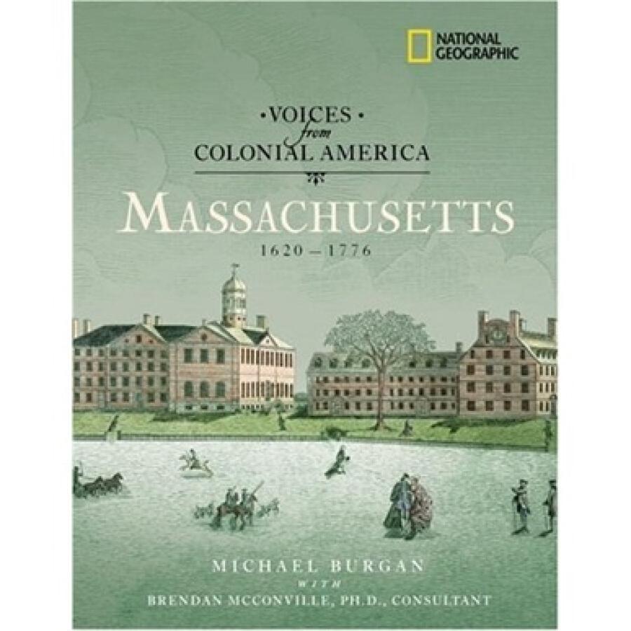 Massachusetts 1620-1776 - 1242742 , 4756826432100 , 62_5287175 , 482000 , Massachusetts-1620-1776-62_5287175 , tiki.vn , Massachusetts 1620-1776