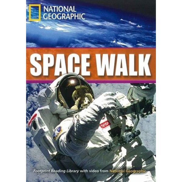 Space Walk: Footprint Reading Library 2600