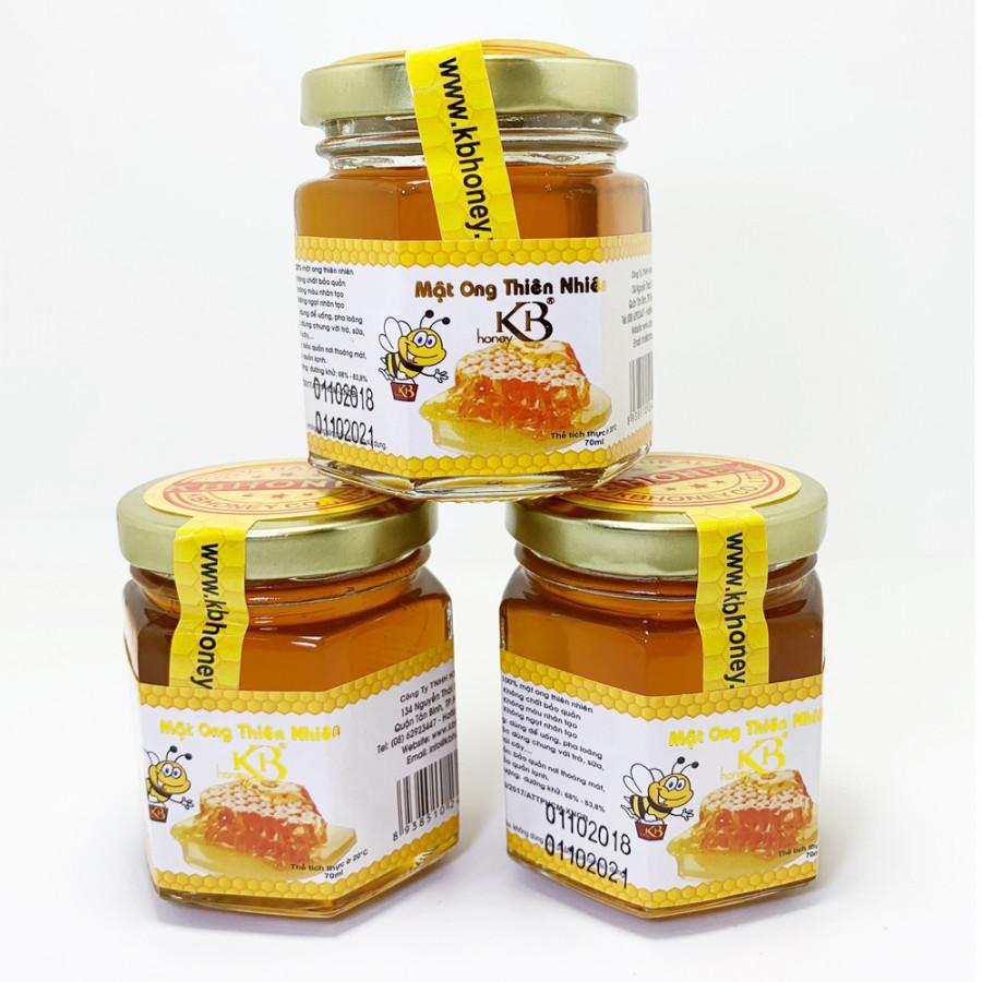 Combo 3 Thực phẩm chức năng  mật ong cao cấp nguyên chất KB 70ml 1 Lọ - 782313 , 3419830249430 , 62_11736415 , 235000 , Combo-3-Thuc-pham-chuc-nang-mat-ong-cao-cap-nguyen-chat-KB-70ml-1-Lo-62_11736415 , tiki.vn , Combo 3 Thực phẩm chức năng  mật ong cao cấp nguyên chất KB 70ml 1 Lọ