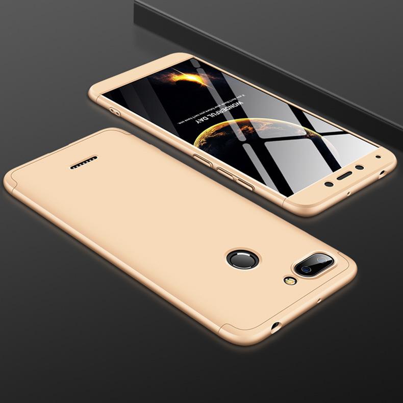 Ốp Lưng cho máy Xiaomi Redmi 6 GKK 360 Độ (3 mảnh) - Viền Màu, Full Màu - 803200 , 9635987373864 , 62_10072761 , 180000 , Op-Lung-cho-may-Xiaomi-Redmi-6-GKK-360-Do-3-manh-Vien-Mau-Full-Mau-62_10072761 , tiki.vn , Ốp Lưng cho máy Xiaomi Redmi 6 GKK 360 Độ (3 mảnh) - Viền Màu, Full Màu