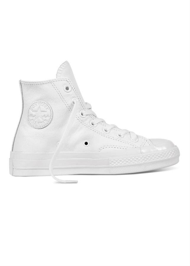 Giày Sneaker Unisex Converse Chuck Taylor All Star 1970s Hi Mono Leather - White - 1323438 , 3158957273859 , 62_9804579 , 1900000 , Giay-Sneaker-Unisex-Converse-Chuck-Taylor-All-Star-1970s-Hi-Mono-Leather-White-62_9804579 , tiki.vn , Giày Sneaker Unisex Converse Chuck Taylor All Star 1970s Hi Mono Leather - White