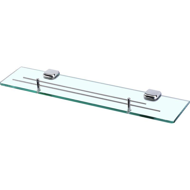 Kệ kính phòng tắm BAO BN800 (INOX 304  Kính Cường Lực 8 Ly)