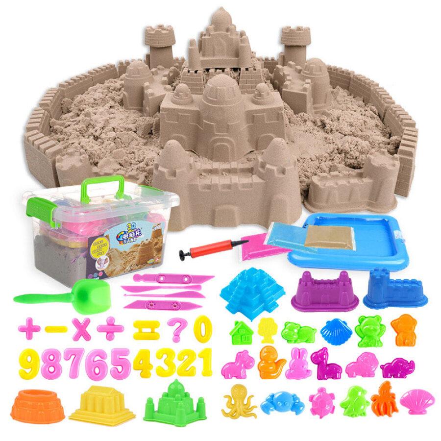 Pei Pei Le (PEIPEILE) Caisha children's handmade toys DIY clay sand every household toys 8 pounds sand color - 814699 , 9880783334513 , 62_10465811 , 862000 , Pei-Pei-Le-PEIPEILE-Caisha-children39s-handmade-toys-DIY-clay-sand-every-household-toys-8-pounds-sand-color-62_10465811 , tiki.vn , Pei Pei Le (PEIPEILE) Caisha children's handmade toys DIY clay san