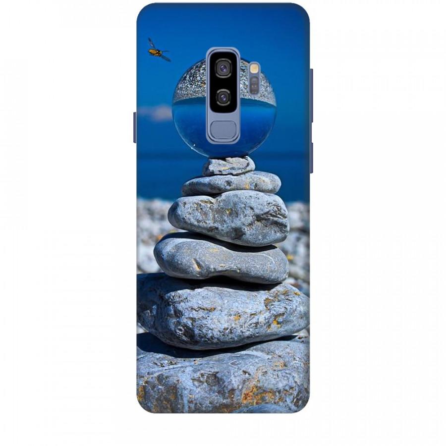 Ốp lưng dành cho điện thoại  SAMSUNG GALAXY S9 PLUS Đá Ngủ Sắc