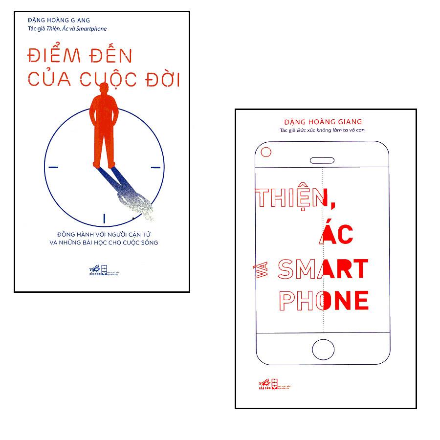 Combo Điểm Đến Của Cuộc Đời Và Thiện, Ác và Smart Phone