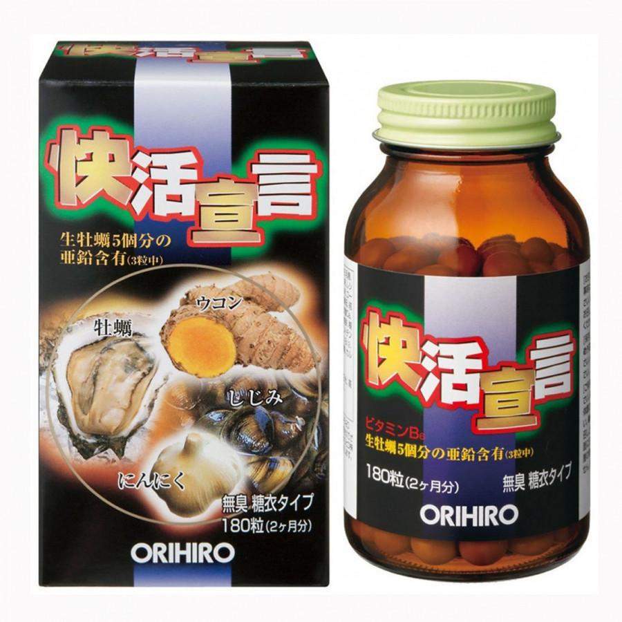 Thực phẩm chức năng Viên uống tăng cường sinh lý nam tinh chất Hàu nghệ Orihiro Nhật Bản - 4701053 , 4745669166358 , 62_15635693 , 800000 , Thuc-pham-chuc-nang-Vien-uong-tang-cuong-sinh-ly-nam-tinh-chat-Hau-nghe-Orihiro-Nhat-Ban-62_15635693 , tiki.vn , Thực phẩm chức năng Viên uống tăng cường sinh lý nam tinh chất Hàu nghệ Orihiro Nhật Bản