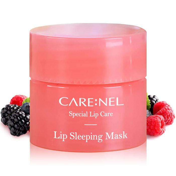 Mặt nạ ngủ môi khóa ẩm và mềm mịn hương dâu Care:nel Lip Sleeping Mask Berry 5ml - 1627308 , 9725482854835 , 62_11306150 , 58000 , Mat-na-ngu-moi-khoa-am-va-mem-min-huong-dau-Carenel-Lip-Sleeping-Mask-Berry-5ml-62_11306150 , tiki.vn , Mặt nạ ngủ môi khóa ẩm và mềm mịn hương dâu Care:nel Lip Sleeping Mask Berry 5ml