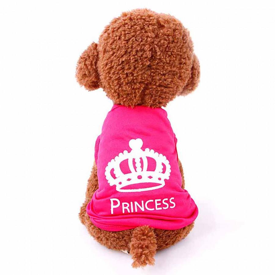 Áo Thun Princess Dễ Thương Cho Chó