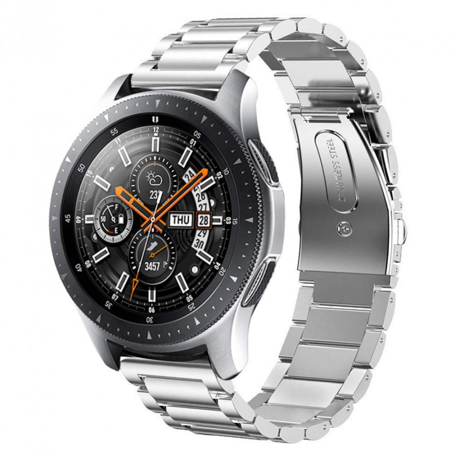 Dây Thép Bạc cho Galaxy Watch (Size 22mm) - 748523 , 7856846826587 , 62_6707423 , 500000 , Day-Thep-Bac-cho-Galaxy-Watch-Size-22mm-62_6707423 , tiki.vn , Dây Thép Bạc cho Galaxy Watch (Size 22mm)