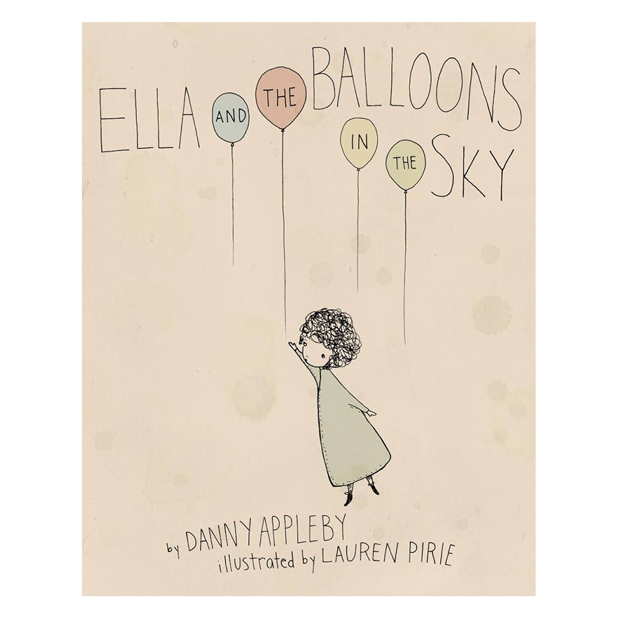 Ella and the Balloons in the Sky
