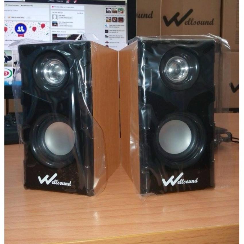 Loa Wellsound W66/2.0 Loa vi tính - Chính hãng