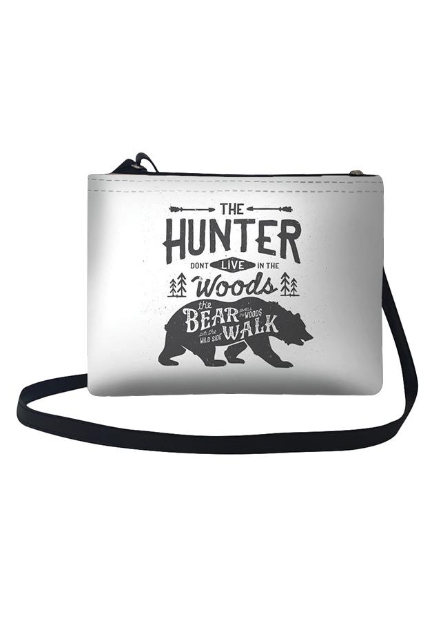 Túi Đeo Chéo Nữ In Hình The Hunter Don