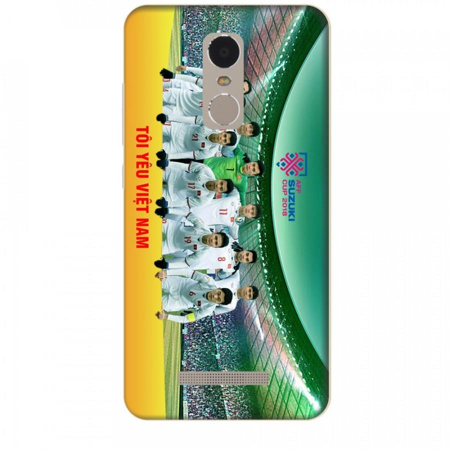 Ốp Lưng Dành Cho Xiaomi Note 3 AFF Cup - Đội Tuyển Việt Nam Mẫu 4