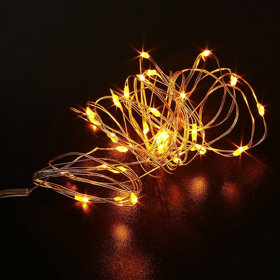 Dây Đèn LED Trang Trí (4M) - 9702594 , 6353986603937 , 62_15839847 , 157000 , Day-Den-LED-Trang-Tri-4M-62_15839847 , tiki.vn , Dây Đèn LED Trang Trí (4M)