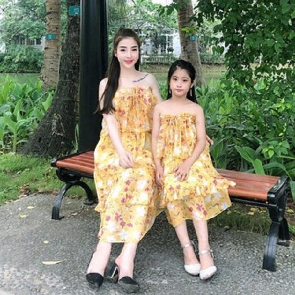 Set váy voan cho mẹ và bé gái - 9815104 , 3913500180301 , 62_17457090 , 400000 , Set-vay-voan-cho-me-va-be-gai-62_17457090 , tiki.vn , Set váy voan cho mẹ và bé gái