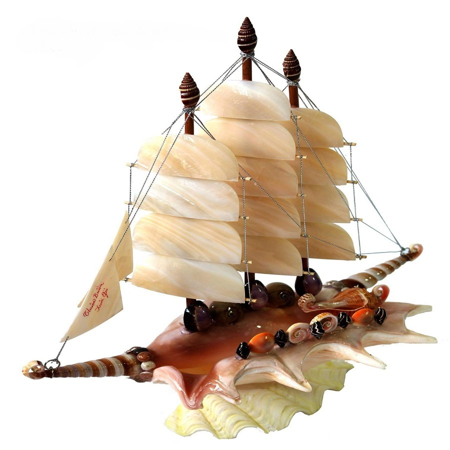 Thuyền Đại Lá Tròn