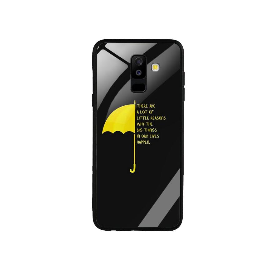 Ốp Lưng Kính Cường Lực cho điện thoại Samsung Galaxy A6 Plus 2018 - Umbrella - 1711328 , 9314915299666 , 62_14809821 , 250000 , Op-Lung-Kinh-Cuong-Luc-cho-dien-thoai-Samsung-Galaxy-A6-Plus-2018-Umbrella-62_14809821 , tiki.vn , Ốp Lưng Kính Cường Lực cho điện thoại Samsung Galaxy A6 Plus 2018 - Umbrella
