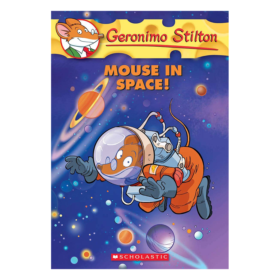 Geronimo Stilton #52: Mouse in Space! - 1245215 , 7619198013483 , 62_5298977 , 173000 , Geronimo-Stilton-52-Mouse-in-Space-62_5298977 , tiki.vn , Geronimo Stilton #52: Mouse in Space!