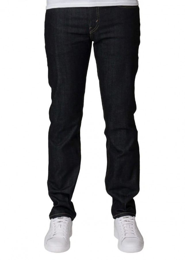 Quần jean nam cao cấp nhập khấu dáng slimfit body cực chuẩn LE511_Màu xanh tím than